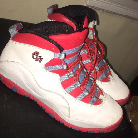 Jordan Shoes   Jordan S Red White And